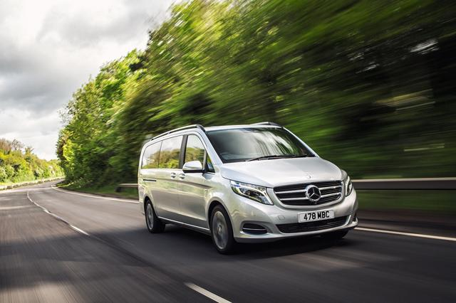 Mercedes-Benz V250 Avantgarde (Extra Long): Luxury by large