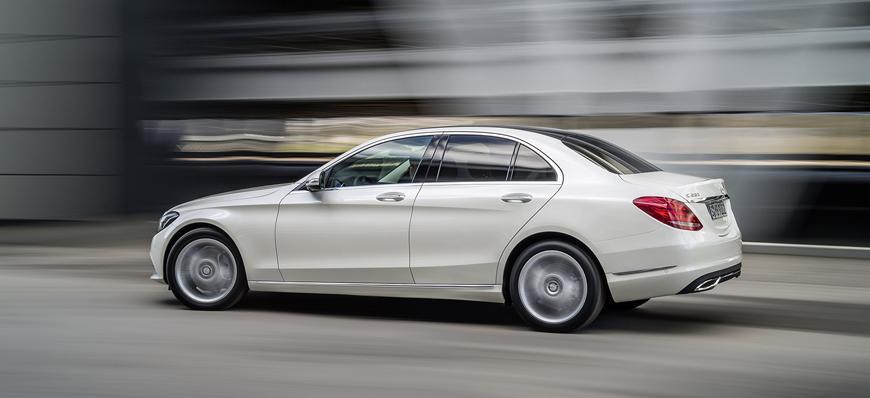 Mercedes-Benz C180 Avantgarde: Compact luxury   Jordan Times