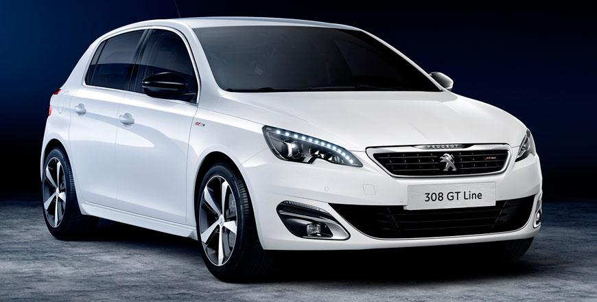 peugeot 308 gt line distinctly french charisma jordan times. Black Bedroom Furniture Sets. Home Design Ideas