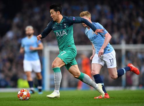 Goalfest! - Tottenham stun Manchester City