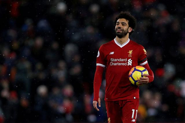 Salah sizzles in Liverpool's victory, scores 4 goals