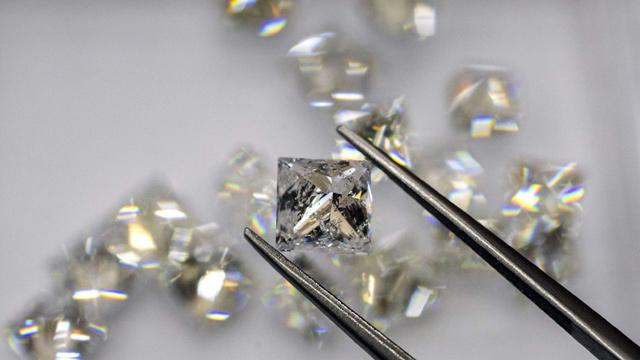 This Tiny Diamond Contains a Mineral That's Never Been Seen Before