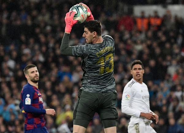 Gerard Pique blasts Real Madrid after El Clasico loss