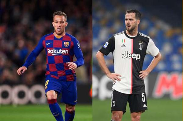 Juventus to sign Barcelona midfielder Arthur Melo for £66m