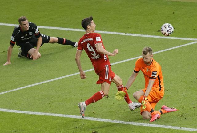 Bayern Munich Leverkusen To Claim Record DFB-Pokal Title