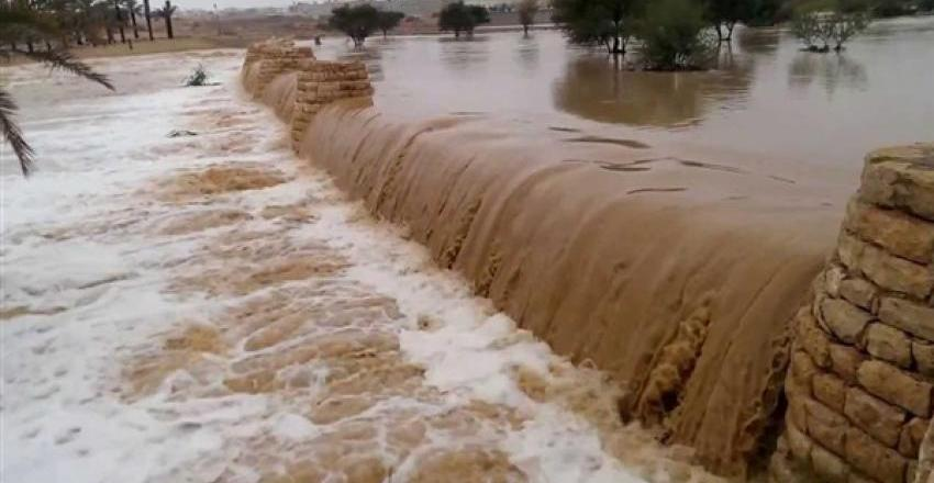 Jordan floods: Schoolchildren among 18 dead after bus swept away