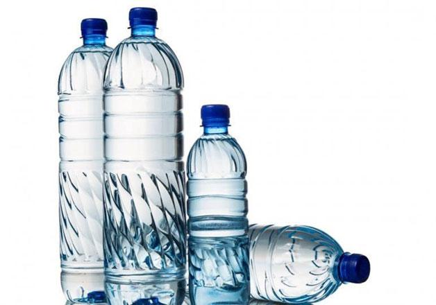 Top bottled water brands tainted with plastic particles