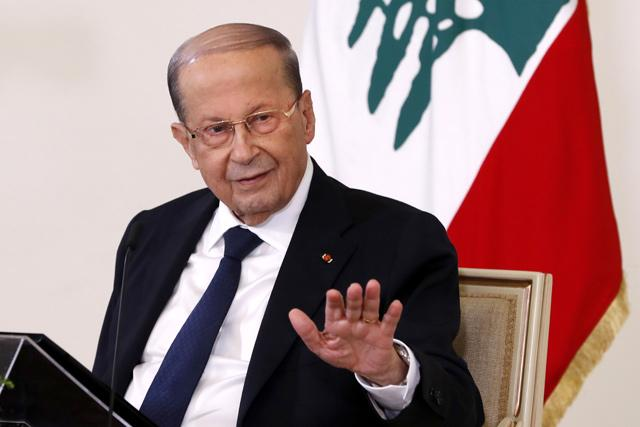 Lebanon's Hariri again tapped as prime minister