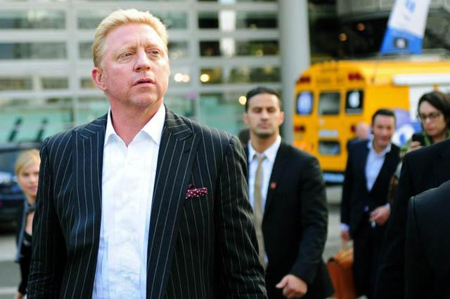 Becker upset that court made him a bankrupt