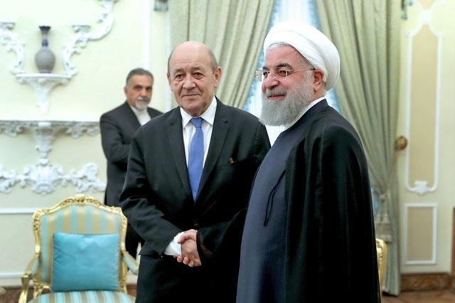 Iranian Officials Reject French FM's calls for Curbing Its Missile Program