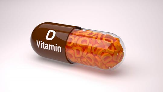 Vitamin Supplements Does Not Impact Bone Health