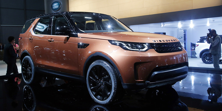 five cars that stand out at paris motor show jordan times. Black Bedroom Furniture Sets. Home Design Ideas