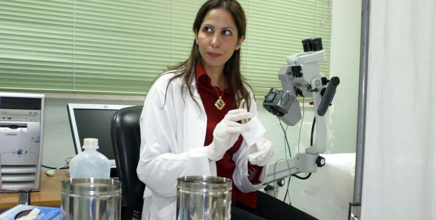 Jordan S First Female Forensic Doctor Says Pathologists Need Legal Protection Jordan Times